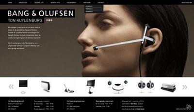 Webdesign Audiozubehör